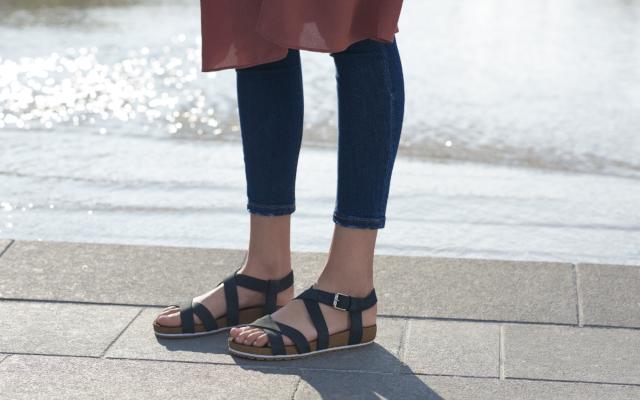 Kultowe sandały damskie Timberland   Fameshop. Pierwszy